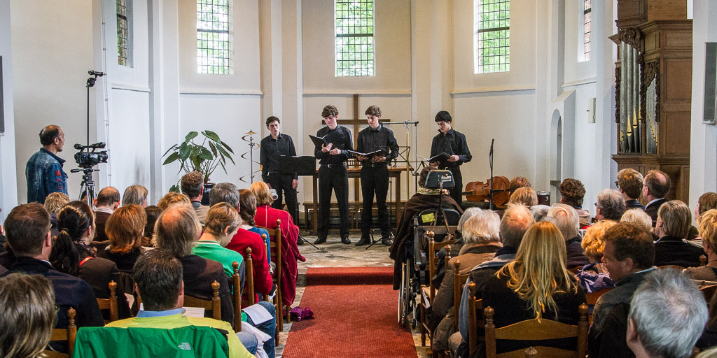 Debuutconcert van het Pulse Ensemble